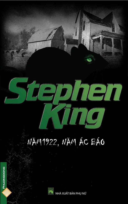 sach nam 1922 nam ac bao Những cuốn sách hay nhất của Stephen King khuyên đọc