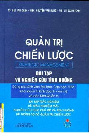 sach quan tri chien luoc 9 quyển sách hay quản trị chiến lược ai làm kinh doanh đều phải đọc
