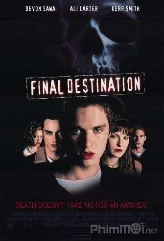 Final Destination 1 11 phim hay về tai nạn máy bay ám ảnh kinh hoàng