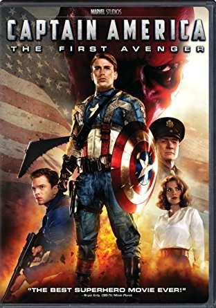 phim Captain America 1 16 phim hay về siêu anh hùng không thể bỏ qua