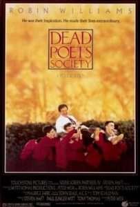 phim Dead Poets Society 203x300 15 phim hay dành cho mọt sách tràn đầy cảm xúc của văn thơ, hội họa, điện ảnh, âm nhạc
