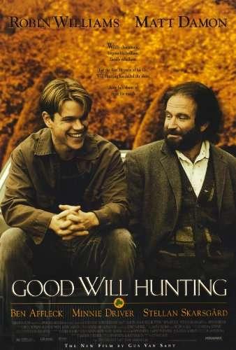 phim Good Will Hunting 8 phim hay về toán học tạo động lực mạnh mẽ