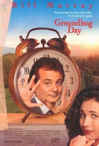 phim Groundhog Day 10 phim hay về vòng lặp thời gian hack não người xem