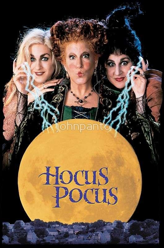 phim Hocus Pocus 8 phim hay về Halloween vừa đáng sợ vừa hài hước