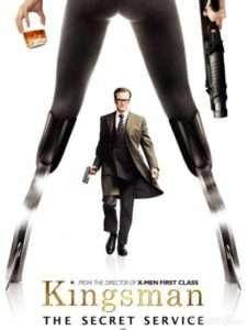 phim Kingsman The Secret Service 225x300 10 phim hay về quý ông giàu tính biểu tượng