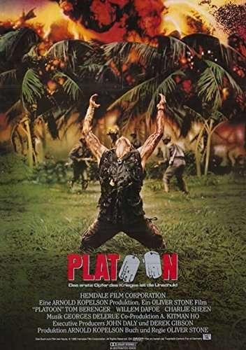 phim Platoon 10 phim hay về chiến tranh việt nam tàn khốc đầy đau thương