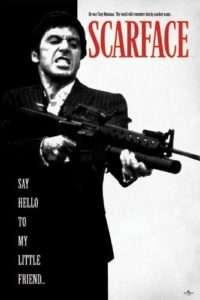 phim Scarface 200x300 10 phim hay về quý ông giàu tính biểu tượng