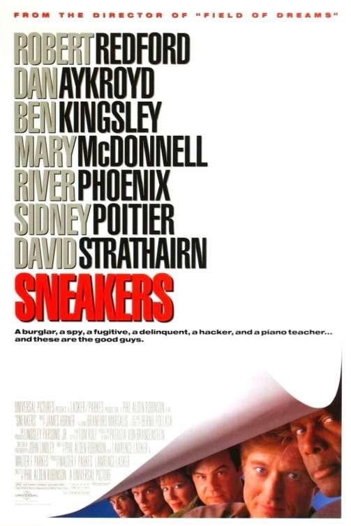 phim Sneakers 9 phim hay về hacker giúp bạn hiểu hơn về thế giới mạng