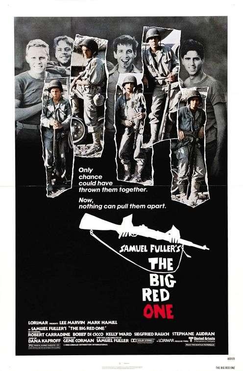 phim The Big Red One 12 phim hay về chiến tranh thế giới thứ 2 tàn khốc