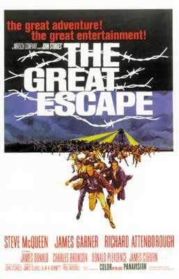 phim The Great Escape 10 phim hay về vượt ngục hay nhất mọi thời đại