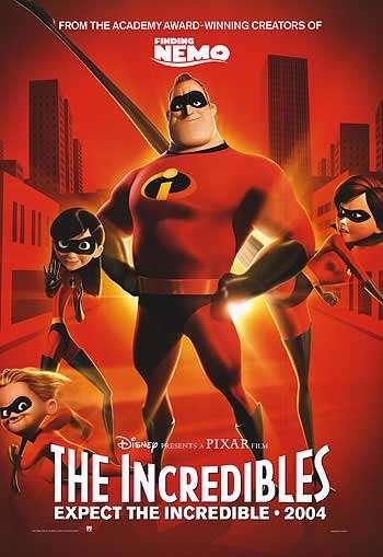 phim The Incredibles 8 phim hay về gia đình Mỹ ngập tràn tình cảm