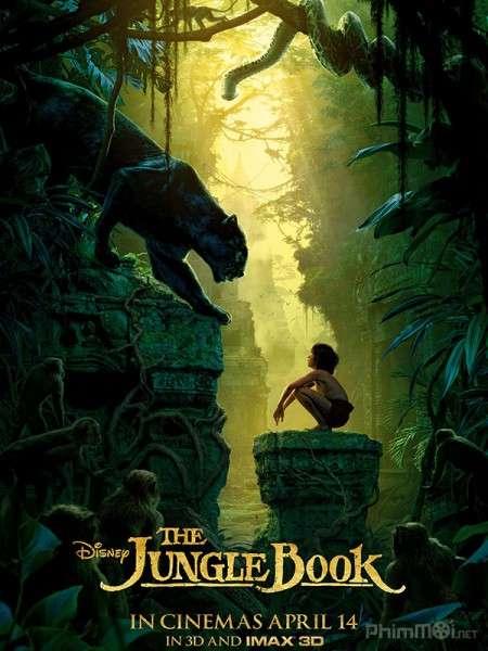 phim The Jungle Book 7 phim hay về rừng xanh hùng vĩ