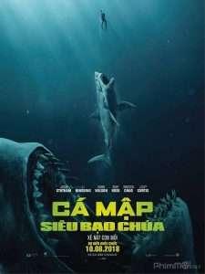phim The Meg 225x300 7 phim hay về thủy quái hấp dẫn người xem