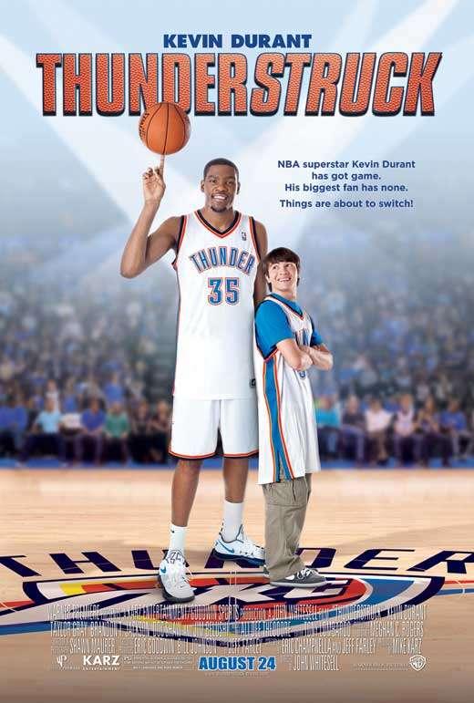 phim Thunderstruck 12 phim hay về bóng rổ đáng xem