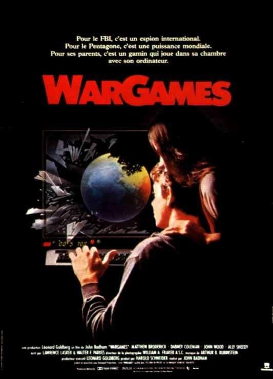 phim WarGames 1983 9 phim hay về hacker giúp bạn hiểu hơn về thế giới mạng