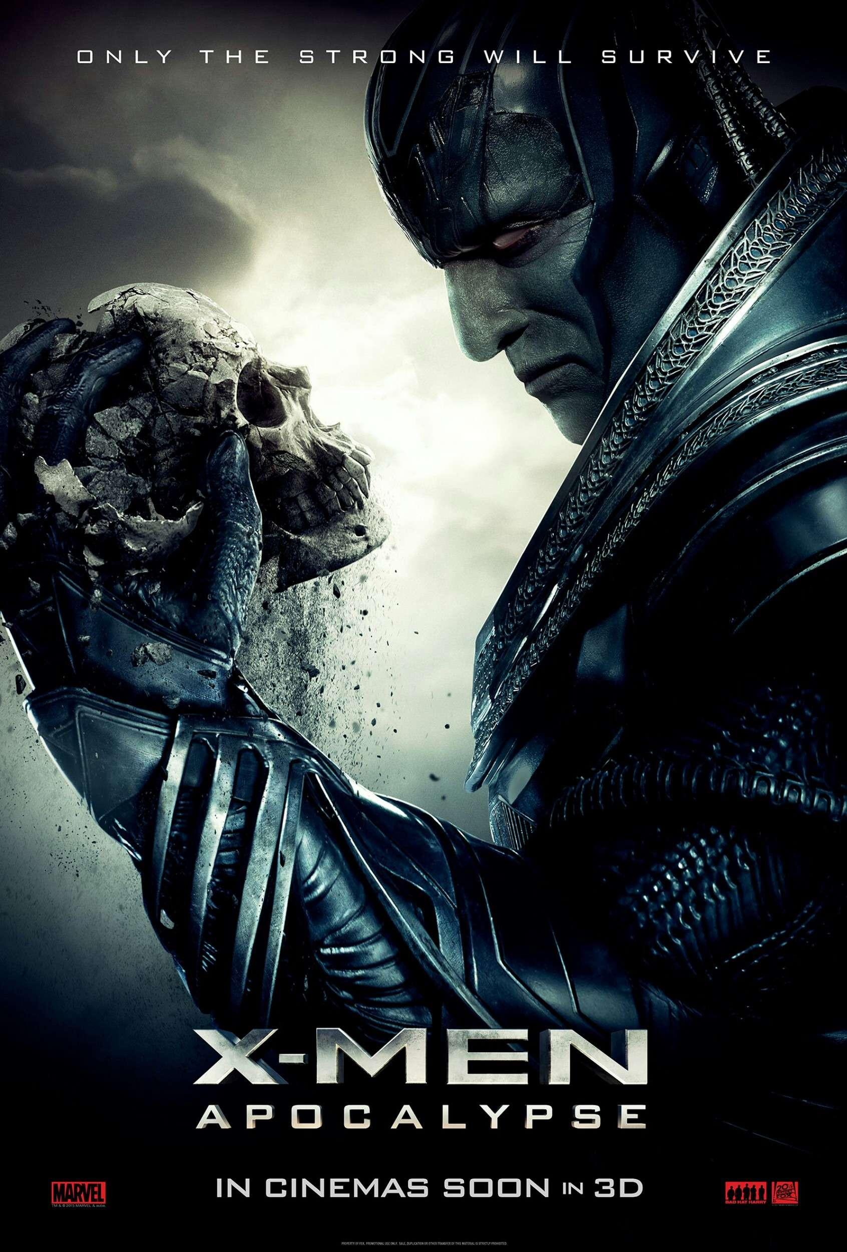 phim X Men Apocalypse 9 phim hay về dị nhân gây nhiều tiếng vang
