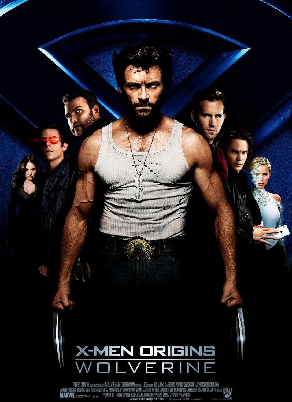 phim X Men Origins Wolverine 9 phim hay về dị nhân gây nhiều tiếng vang