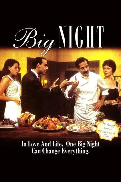 phim big night 12 phim hay về nấu ăn đầy hấp dẫn và lôi cuốn