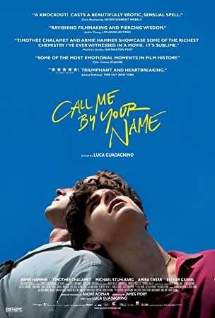 phim call me by your name 10 phim hay về nước Ý lãng mạn đến bất ngờ