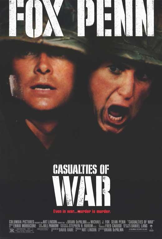 phim casualties of war 10 phim hay về chiến tranh việt nam tàn khốc đầy đau thương