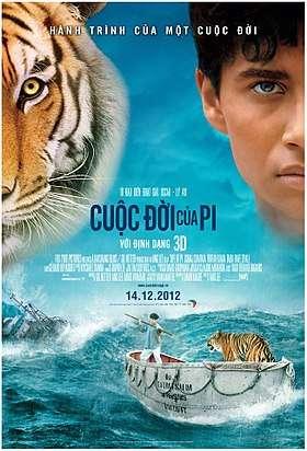 phim cuoc doi cua pi 11 phim hay về biển cả đầy sóng gió và bão táp