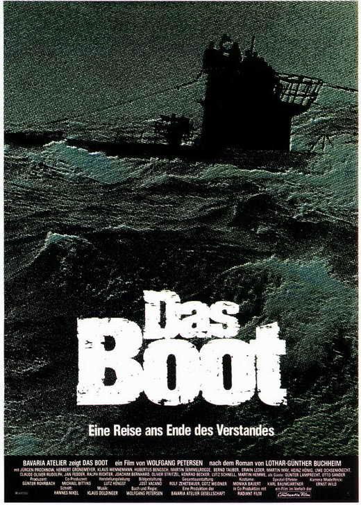 phim dasboot 12 phim hay về chiến tranh thế giới thứ 2 tàn khốc