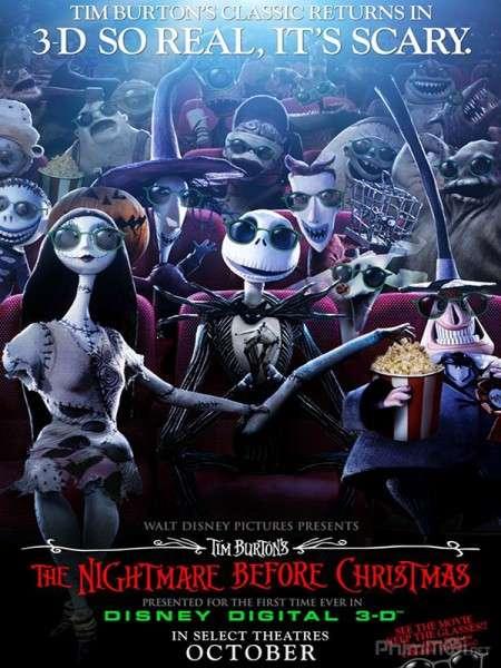 phim dem kinh hoang truoc giang sinh 8 phim hay về Halloween vừa đáng sợ vừa hài hước