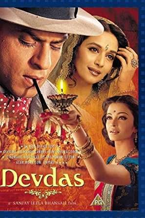 phim devdas 11 phim Ấn Độ hay về tình yêu đốn tim người xem