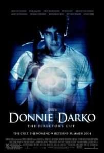 phim donnie darko 203x300 10 phim hay về hiệu ứng cánh bướm nhấn mạnh sự quan trọng hành động, lời nói và tư tưởng của mỗi người