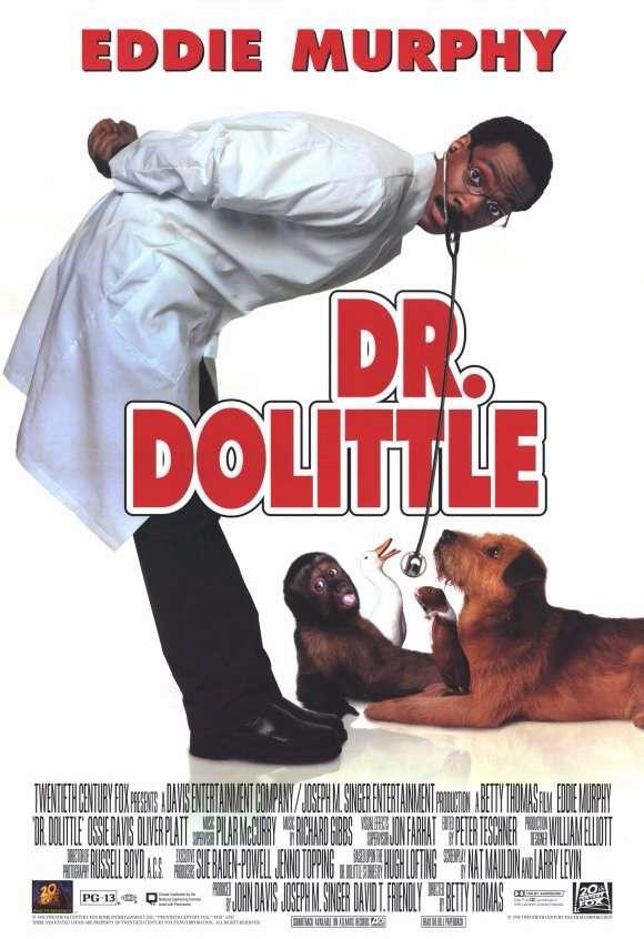 phim dr dolittle 8 phim hay về gia đình Mỹ ngập tràn tình cảm