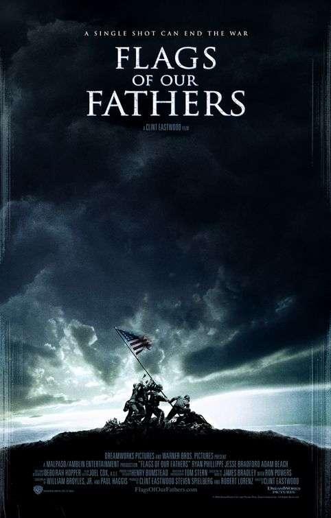 phim flags of our fathers 12 phim hay về chiến tranh thế giới thứ 2 tàn khốc