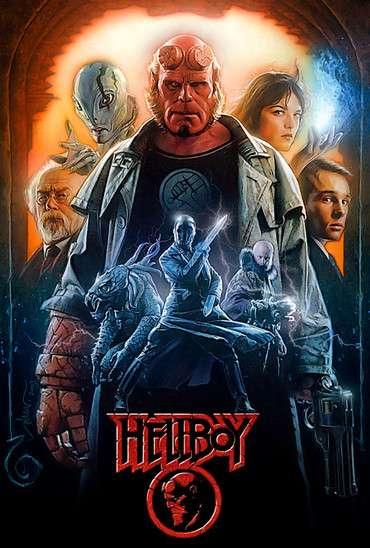 phim hellboy 16 phim hay về siêu anh hùng không thể bỏ qua