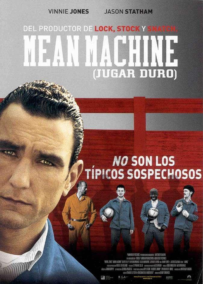 phim mean machine 13 phim hay về bóng đá không thể bỏ qua