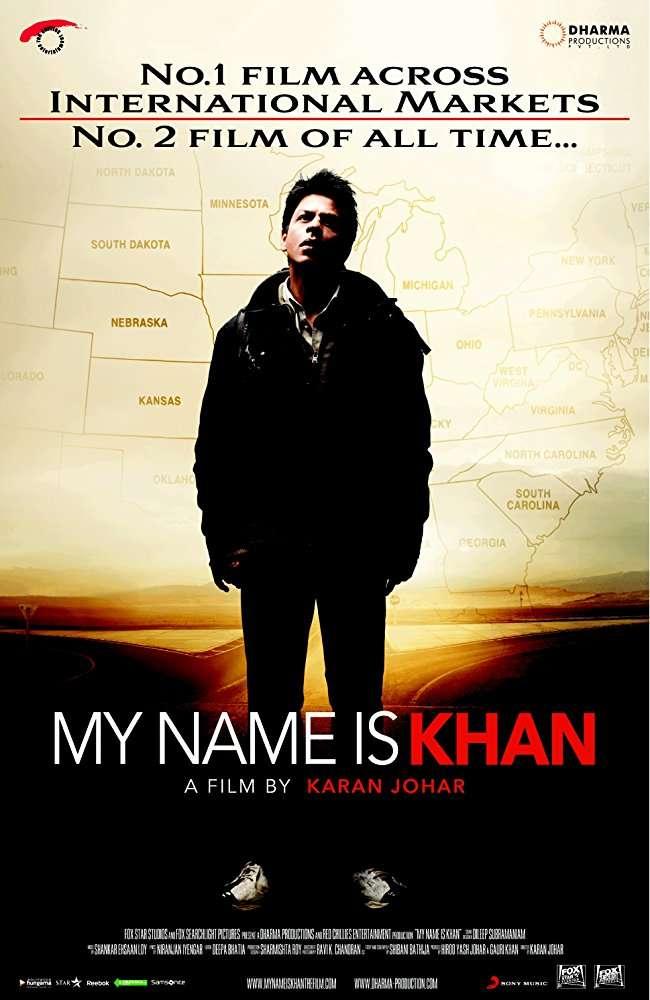 phim my name is khan 11 phim Ấn Độ hay về tình yêu đốn tim người xem