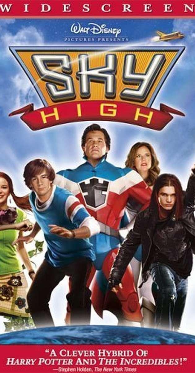 phim sky high 16 phim hay về siêu anh hùng không thể bỏ qua