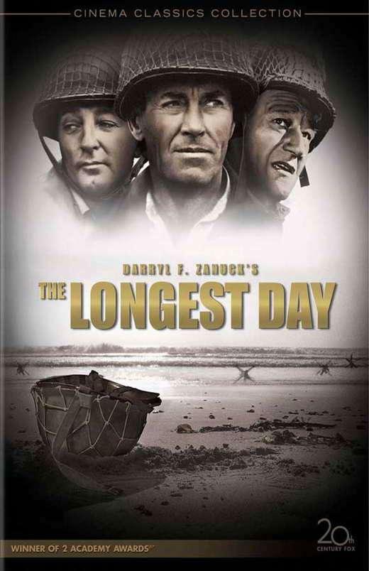 phim the longest day 12 phim hay về chiến tranh thế giới thứ 2 tàn khốc