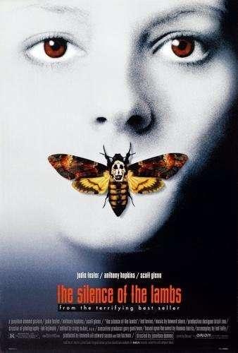 phim the silence of the lambs 8 phim hay về FBI đầy hấp dẫn và lôi cuốn người xem