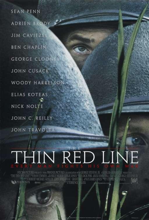 phim the thin red line 12 phim hay về chiến tranh thế giới thứ 2 tàn khốc