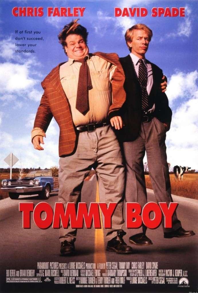 phim tommy boy 11 phim hay về bán hàng kinh điển