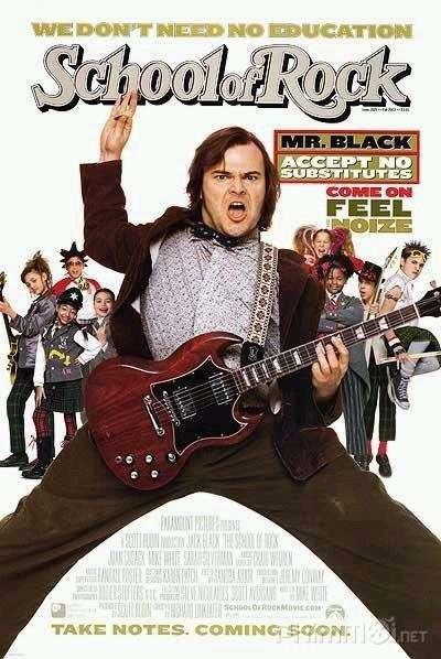 phim truong hoc rock 8 phim hay về guitar cho bạn động lực to lớn để theo đuổi niềm đam mê