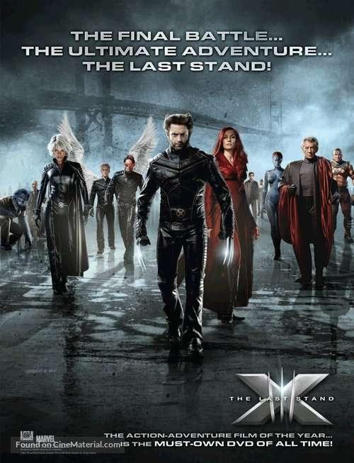 phim x men the last stand 9 phim hay về dị nhân gây nhiều tiếng vang