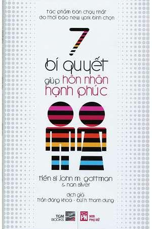 sach 7 bi quyet giup hon nhan hanh phuc 7 quyển sách hay về hôn nhân đọc để cuộc sống gia đình luôn bền vững