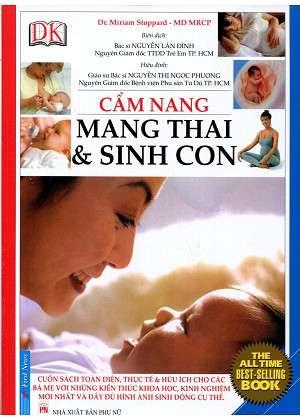 sach cam nang mang thai sinh con 7 quyển sách hay về mang thai làm bố mẹ phải đọc