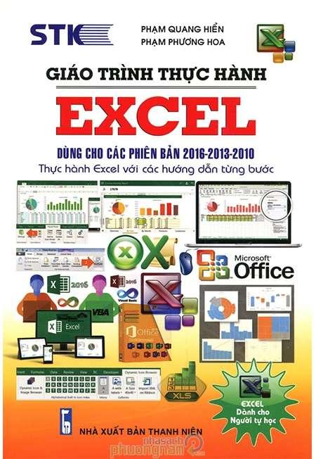 sach giao trinh thuc hanh excel 6 cuốn sách hay về Excel giúp bạn tiếp cận và làm chủ Excel