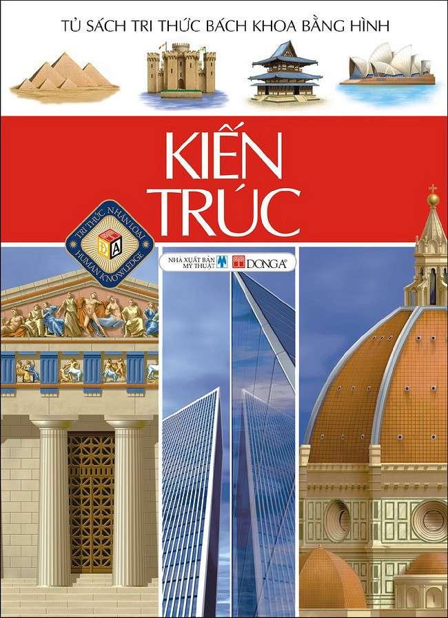 sach kien truc 7 quyển sách hay về kiến trúc vô cùng sống động