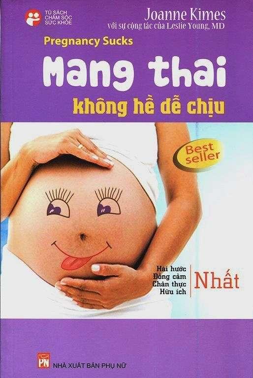 sach mang thai khong he de chiu 7 quyển sách hay về mang thai làm bố mẹ phải đọc