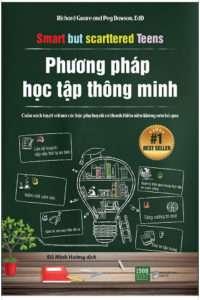 sach phuong phap hoc tap thong minh 200x300 17 quyển sách giáo dục hay tác động mạnh mẽ tới nhận thức, suy nghĩ của hàng triệu bạn đọc