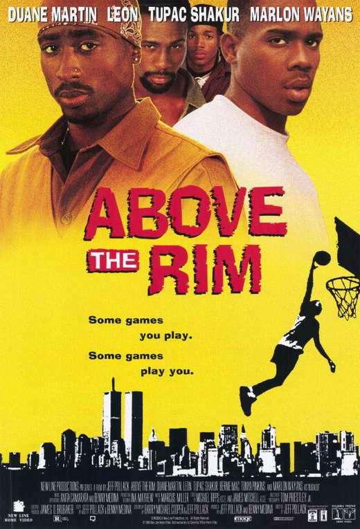 phim Above the Rim 8 phim hay về rap đầy ý nghĩa