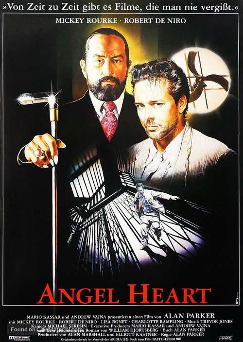 phim Angel Heart 1987 12 phim hay về quỷ dữ ám ảnh người xem
