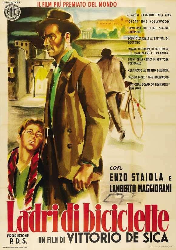 phim Bicycle Thieves 6 phim hay về xe đạp truyền cảm hứng cuộc sống